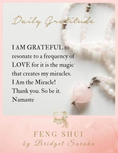 Daily Gratitude Volume 3 Feng Shui by Bridget (3)