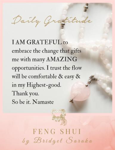 Daily Gratitude Volume 3 Feng Shui by Bridget (7)