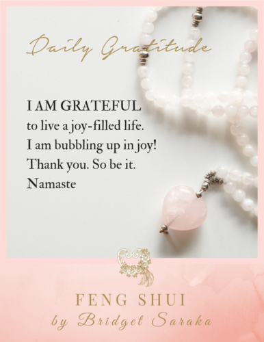 Daily Gratitude Volume #5 Feng Shui by Bridget 1 (12)
