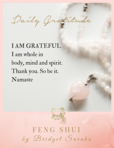 Daily Gratitude Volume #5 Feng Shui by Bridget 1 (13)