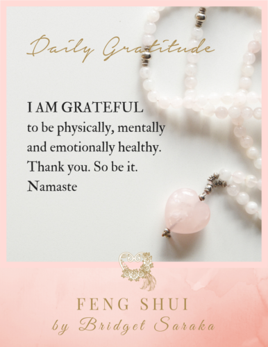 Daily Gratitude Volume #5 Feng Shui by Bridget 1 (16)