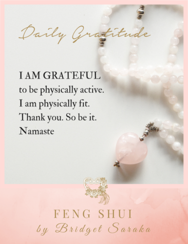 Daily Gratitude Volume #5 Feng Shui by Bridget 1 (2)