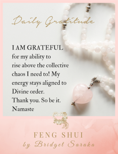 Daily Gratitude Volume #5 Feng Shui by Bridget 1 (21)