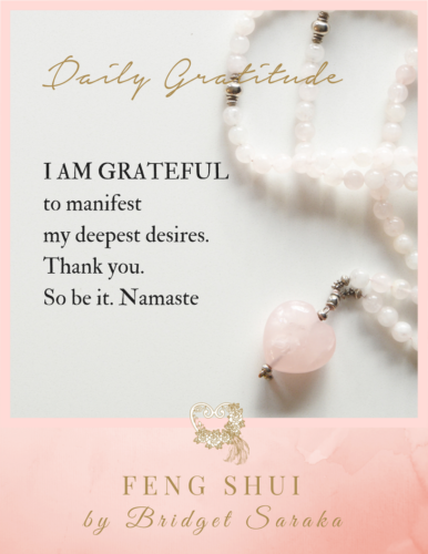 Daily Gratitude Volume #5 Feng Shui by Bridget 1 (5)