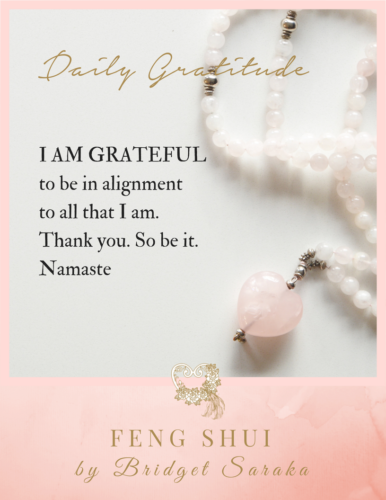 Daily Gratitude Volume #7 Feng Shui by Bridget 1 (12)