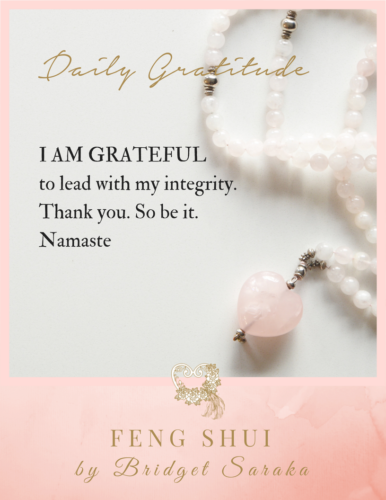 Daily Gratitude Volume #7 Feng Shui by Bridget 1 (23)