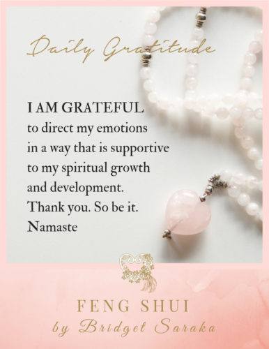 Daily Gratitude Volume #7 Feng Shui by Bridget 1 (26)