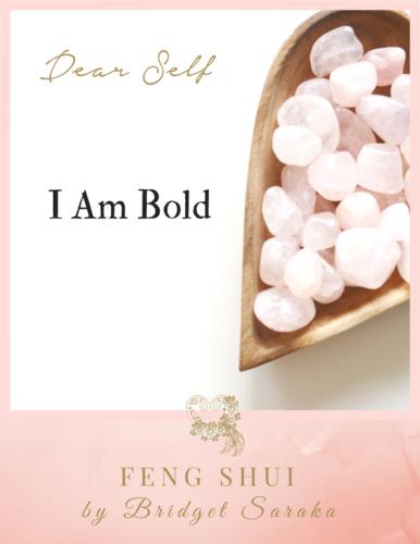 Dear Self Volume #3 Feng Shui by Bridget (5)