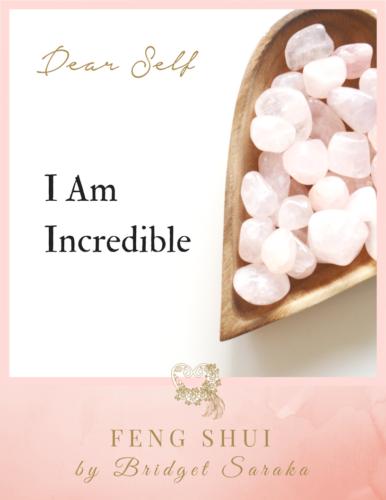 Dear Self Volume #3 Feng Shui by Bridget (7)