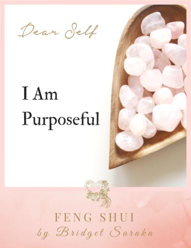 Dear Self Volume #3 Feng Shui by Bridget (8)
