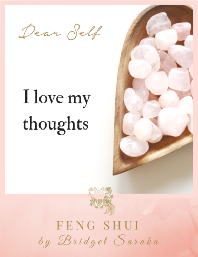 Dear Self Volume #4 Feng Shui by Bridget (10)
