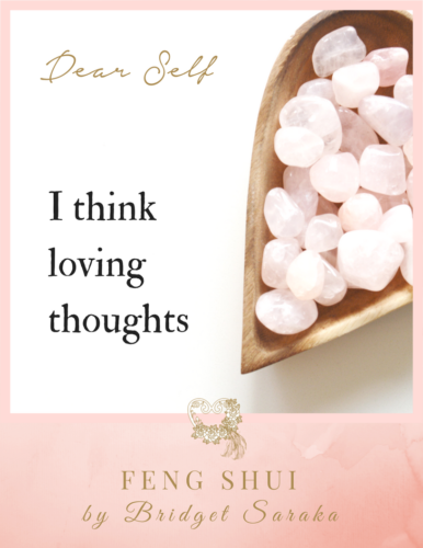Dear Self Volume #4 Feng Shui by Bridget (11)