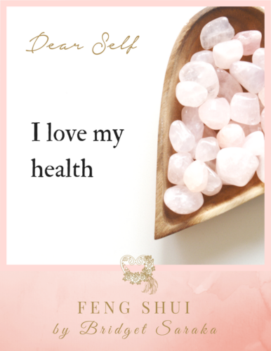 Dear Self Volume #4 Feng Shui by Bridget (18)
