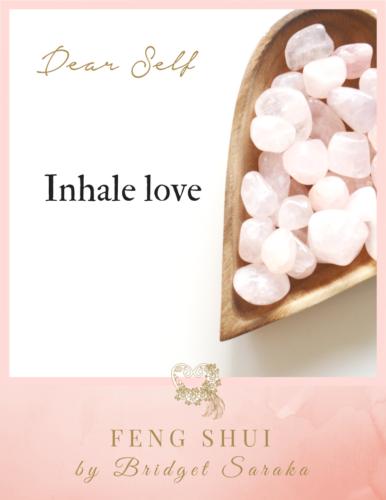 Dear Self Volume #4 Feng Shui by Bridget (19)
