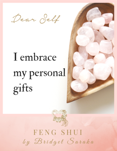 Dear Self Volume #4 Feng Shui by Bridget (23)