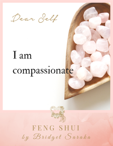 Dear Self Volume #4 Feng Shui by Bridget (28)