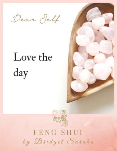 Dear Self Volume #4 Feng Shui by Bridget (5)