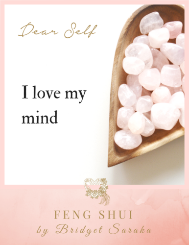 Dear Self Volume #4 Feng Shui by Bridget (8)